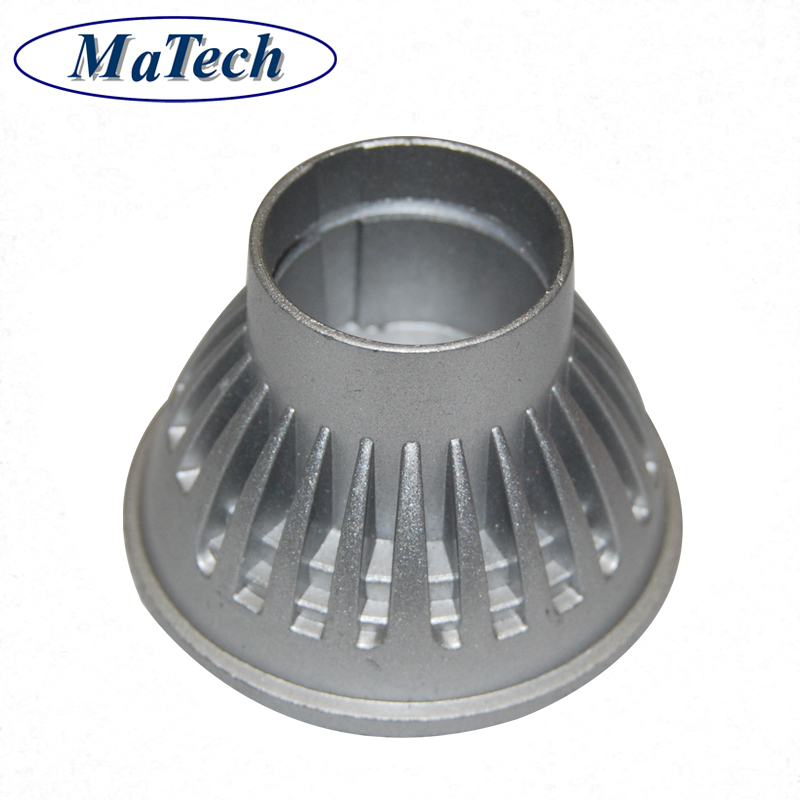 Factory Custom Precisely Pressure Die Casting For Auto Parts