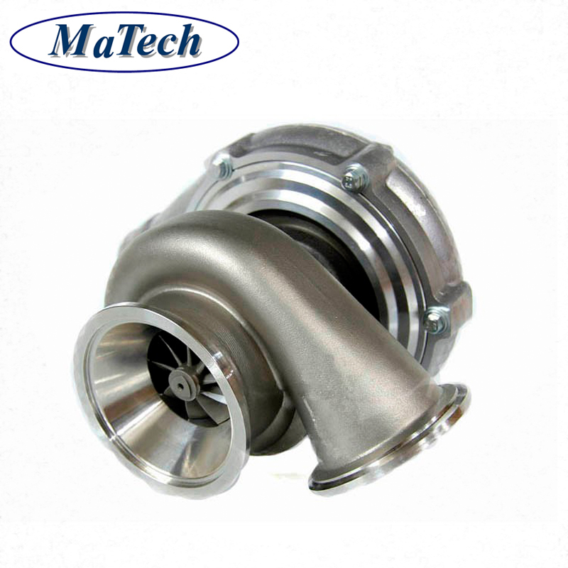 Custom Services Precision Stainless Steel Turbine Housing Casting