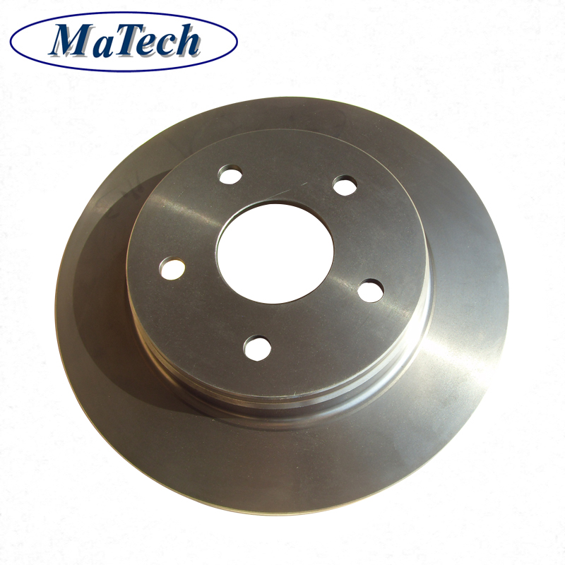 Foundry Casting Stainless Steel 310mm Disc Brake Rotor