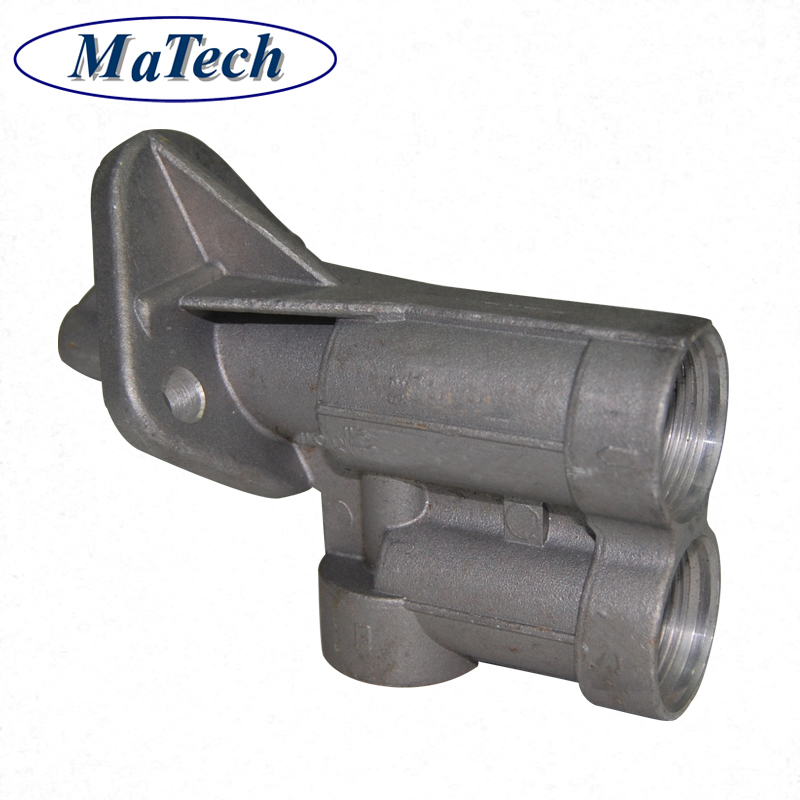 Valve Body Stainless Steel Investment Casting