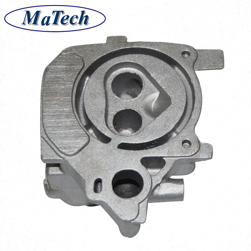 Aluminum Casting Main External Parts Of Cylinder Head Diesel Engine