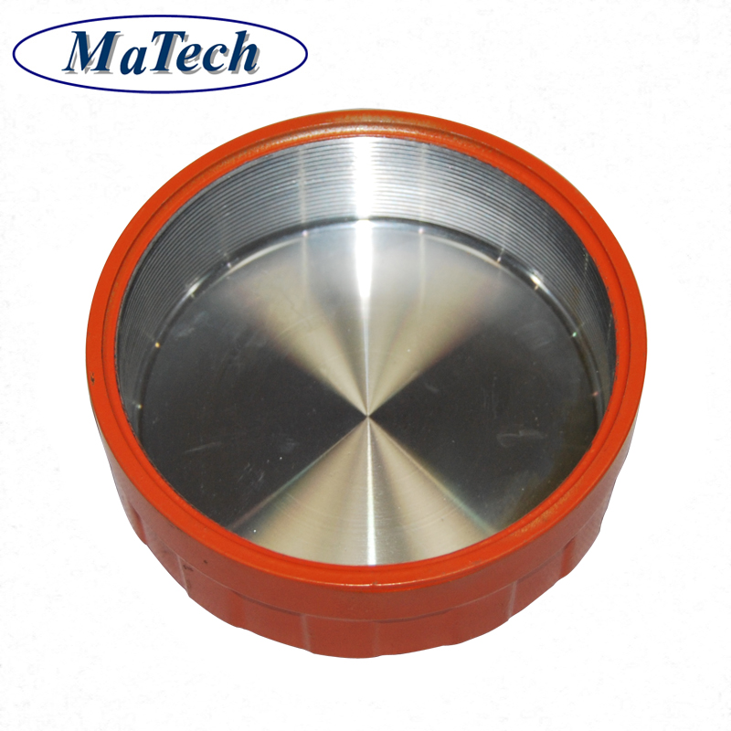 High Precision Pressure Aluminum Alloy Die Casting For Cover